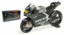 Minichamps Ducati GP12 MotoGP Sepang Test 2012 - Valentino Rossi 1/12 Scale