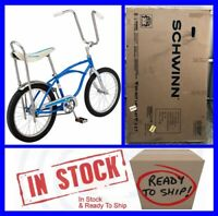 ✅ Schwinn Sting-Ray Bicycle ✅ BLUE ✅ Brand New In Box ✅ 🚚 FREE SHIPPING!! 🚚