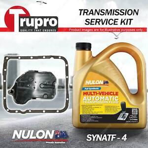SYNATF Transmission Oil + Filter Kit for Holden Rodeo RA Statesman Caprice WL