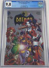 DC Batman Adventures #12 Fan Expo Foil Jonboy Myers CGC 9.8 1st Harley Quinn RP