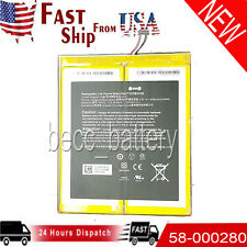 New 2955C7 26S1015 Battery For Amazon Kindle Fire HD 10 7th Gen SL056ZE 2017