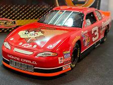 Action Elite Dale Eanrhardt 1/24 GM Taz No Bull 2000 Chevy Monte Carlo NASCAR