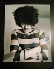 "PHIL LYNOTT PP SIGNED 10""X8"" PHOTO THIN LIZZY HEAVY ROCK REPRO"