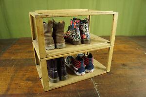 60er Vintage Shelf Rack Shoe Shelf Workshop Loft Metal Industrial Design