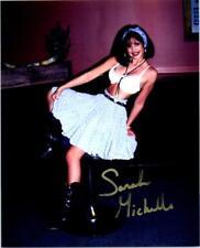 Sarah Michelle Gellar signed 8x10 Photo Amazing autographed Picture + Coa