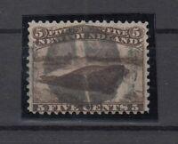 CN7353/ CANADA – NEWFOUNDLAND – SG # 26 USED – CV 250 $