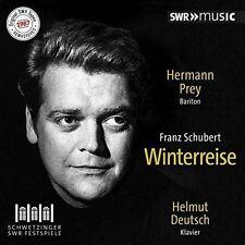 FRANZ SCHUBERT: WINTERREISE NEW CD