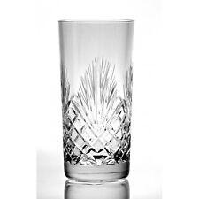 Hi Ball Fully Cut 24% Lead Crystal Glass Dishwasher Safe Gift Boxed 103MJ