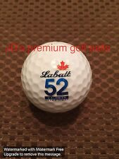 LOGO GOLF BALL-LABATT BLUE 52....ULTRA LIGHT BEER