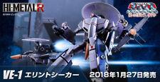 New HI-METAL R Macross VE-1 ELINTSEEKER Action Figure BANDAI from Japan