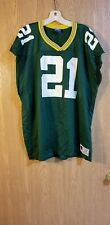 Green Bay Packers #21 Craig Newsome Champion Jersey Size 52