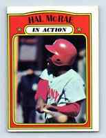 1972 Topps Hal McRae . #292