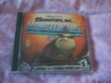 PC MONSTERS INC MONSTER TAG EIGHT BALL CHAOS BOWLING FOR SCREAMS