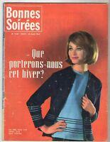 ►BONNE SOIREE 2167 - 1963 - FRANCOIS DEGUELT - SHEILA