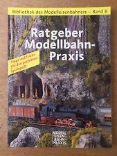 Bibliothek des modellini ferroviari Volume 8. Advisor MODELLO TRENO pratica