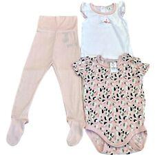 David Jones Cotton On Target Baby Top Footed Legging Pants Bodysuit Romper Sz 0