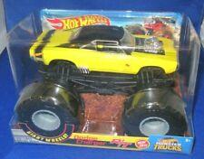 Mattel Hot Wheels Grand Auto 1 24 Monster Camions Gbv31 Hotweiler