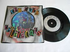 "The Cure The Love Cats A1 B1 A RUN 1st Press 7"" NM 1983 Fics 19 Punk Cracker"
