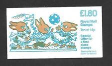 FU1b £1.80 Rabbits Books for Children Cyl B1 Ref 18102