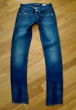 G-STAR LOW T SKINNY WMN Stretch Jeans Blau W26 L30 Orig. TOP