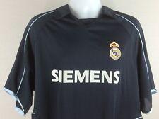 With 11 Football Real Madrid #10 Robinho Siemens Jersey Blue XXL