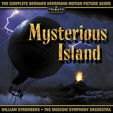 MYSTERIOUS ISLAND  Bernard Herrmann SOUNDTRACK