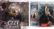 McFarlane Toys Ozzy Osbourne & Bark at the Moon Action Figure Set of 2  2004  f9