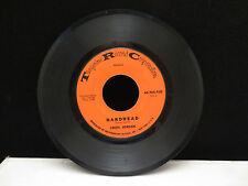Louis Jordan - Hardhead/Never Know When A Woman.. on TRC Records 930 45RPM