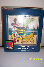 Mickey Unlimited Puzzle Jewelry Chest