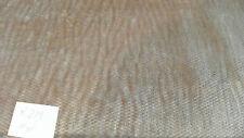 Gold Hobnail Velvet Upholstery Fabric  1 Yard  R219