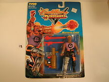 #7 1993 Cadillacs and Dinosaurs - Mustapha Cairo Action Figure - MOC