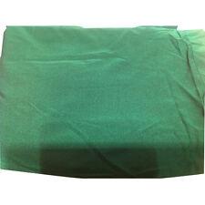 2-1/2 yard piece  Stretch Lycra/Spandex Fabric / Emerald green light sparkle