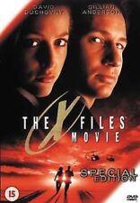 Películas en DVD y Blu-ray fantasías Expediente X