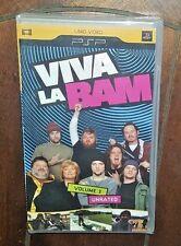 Viva La Bam, Vol. 3 (UMD, 2008) Free Shipping!