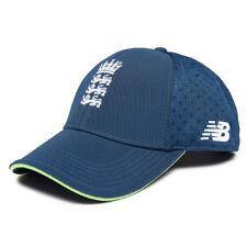 *NEW* NEW BALANCE ECB ENGLAND CRICKET ONE DAY ODI CAP, 2018-19, One Size, Adult