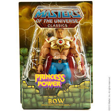 Bow 2011 motu Masters of the Universe Classics Motuc Nuovo & Ovp * megarar *