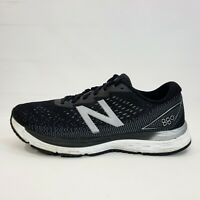 New Balance 880 v9 Running Shoes M880BK9 Men's 11.5 Wide (2E) Black Silver EE