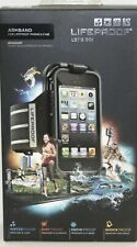 Original LifeProof iPhone 5/5s/5se LifeProof Black Armband Adjustable Arm Sizes