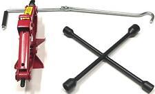 Car Scissor Jack Replacement Or Missing Original Unit 1 Ton Jack and Wheel Brace
