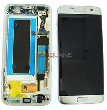 US DE PLATA Samsung Galaxy S7 G930 g930v g930p Pantalla Lcd Digitalizador táctil