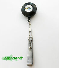 MDI Game Fly Coarse Fishing Stainless Steel Nipper with Eye cleaner & Zinger