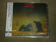 Third Ear Band Macbeth Japan CD sealed
