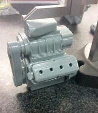 NEW!! 1:8 huge Rc boat nitro car model engine hemi blown RC drag car RC pulling