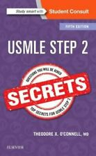 USMLE Step 2 Secrets by Theodore X. O'Connell 9780323496162 | Brand New