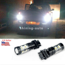 2400lm 3157 3156 CREE LED Brake Tail Turn signal Light Bulb for Chevrolet  Ford