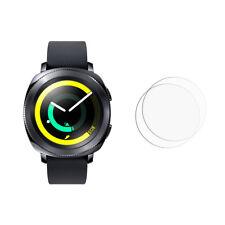 2 Clear per Samsung Gear Sport Smartwatch Pellicola di Protezione Schermo Salva
