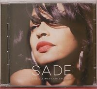 Sade  The Ultimate Collection Greatest Hits LIKE NEW  2CD Set 2011 Sony R&B Soul