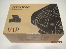 REXING V1P  Car Dash Cam Dual 1080p Full HD Front and Rear 170° Wide Angle