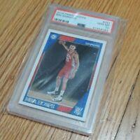 2016 Ben Simmons Rookie Card Panini NBA Hoops RC Philadelphia 76ers PSA 10 GEM
