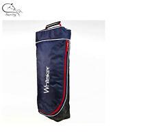 John Whitaker JW Single Luxury Bridle Bag FREE DELIVERY